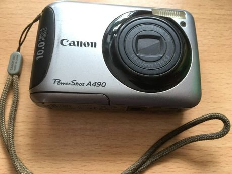 Фотоаппарат цифровой Canon Power Shot A490/