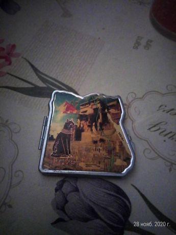 карманное зеркальце Египет для девочки