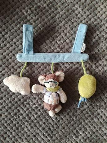 Zawieszka sterntaler,do wózka,fotelika,łóżeczka,króliczek gratis