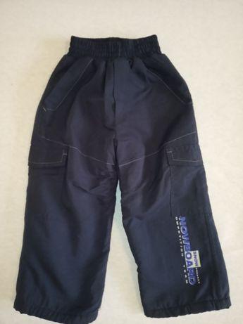 spodnie narciarskie rozmiar 92