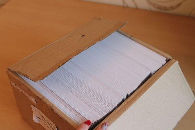 Продам бумажные конверты!500 штук