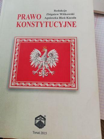 Podręcznik z Prawa Konstytucyjnego