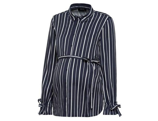 Nowa Bluzka ciążowa Tunika Koszula Esmara XS 34 S 38 M