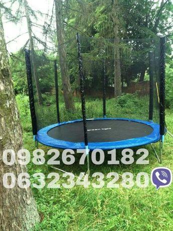 Новый польский батут, диаметр 183 см