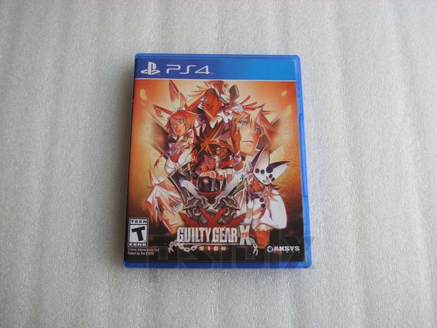 Guilty Gear Xrd Sign playstation ps4