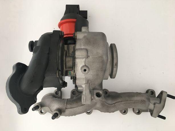 Turbosprężarka Hybryda Audi A3,VW GOLF,PASSAT,SCIROCCO 2.0 TDI 140KM