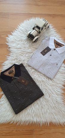 Koszulka męska polo Louis Vuitton