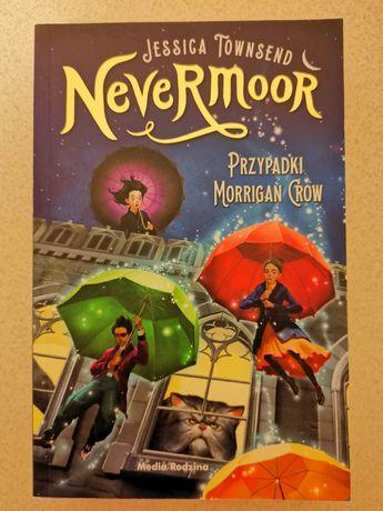 Nevermoor przypadki Morrigan Crow, Jessica Townsend
