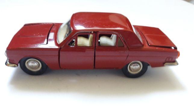 Волга ГАЗ-24 СССР. Модель А14 1:43