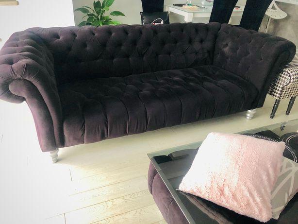Sofa Chesterfield mega wygodna