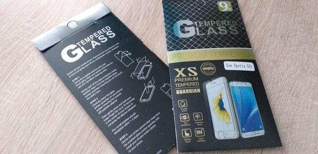Promocja Nowe 2 razy szkło hartowane Sony Xperia XA1