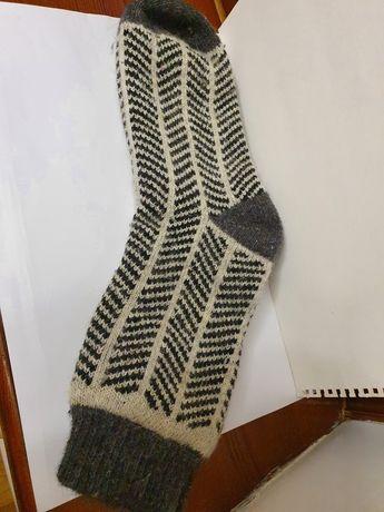 Носки шерстяные.