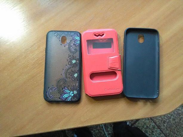 Чохли на Samsung Galaxy j7 та j5