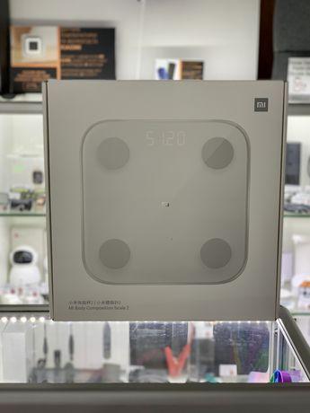 Розумні Ваги Xiaomi Mi Body Composition Scale 2 NUN4084GL умные весы