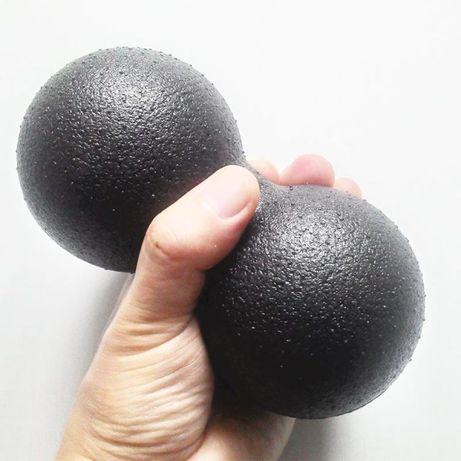 Bola Dupla (Amendoim) de Massagem