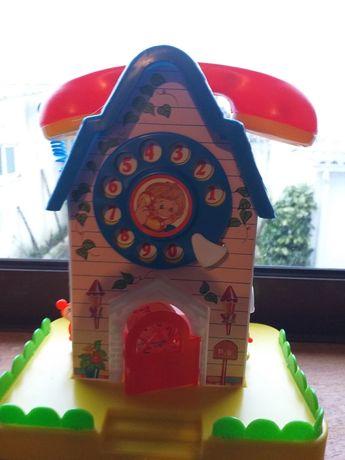 telefone casa brincar