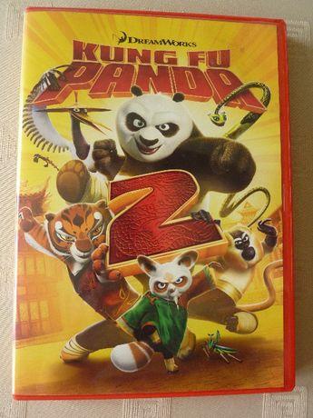 Kung Fu Panda 2 - DVD dla dzieci