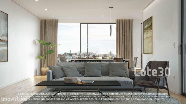 MV - Apartamento T2,novo, Matosinhos, Cabo do Mundo