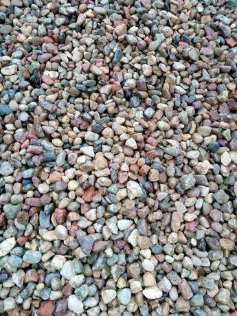 Żwir płukany 0-2, 0-4, 8-16, 16-32 , 32-90 kamień łamany 0-31