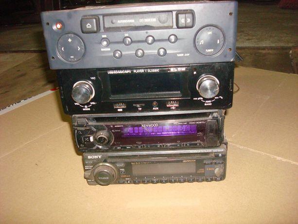 Radio samochodowe cd mp3 sony blow renault kenwood na częsci