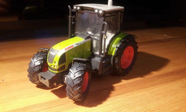 SIKU 1:32 ciągnik, traktor Claas Ares db stan, nie Britains, Bruder