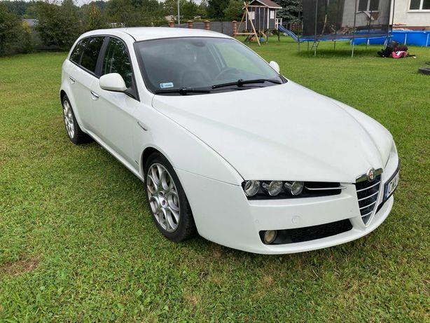Alfa Romeo 159 2.4 JTDm Polift
