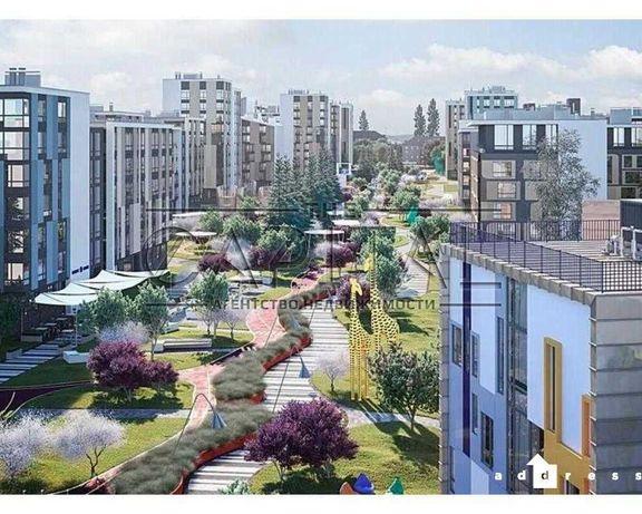 Продажа 1к квартиры по ул. Салютная в ЖК Файна Таун