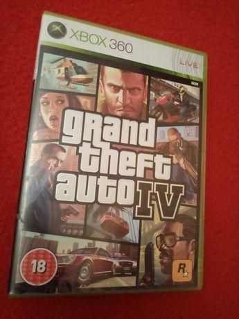 GTA4 Xbox 360 stan idealny