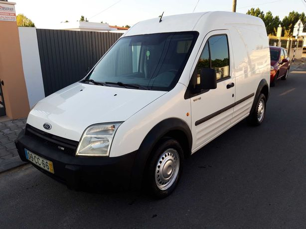 Ford transit courrier 190000 kms