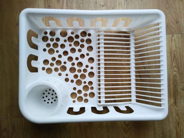 Ociekacz suszarka do naczyń stojak na naczynia stan bdb czysty +gratis