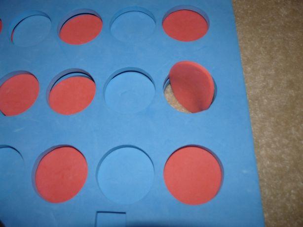 gra piankowa, sorter, układanka sensoryczna dla dzieci