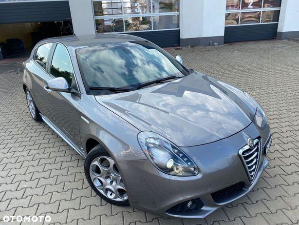 Alfa Romeo Giulietta 1.75 235PS Quadrifoglio Serwisowany Opłacony Szwajcar