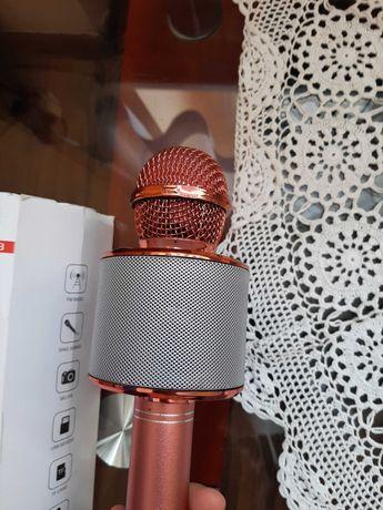 Mikrofon wielofunkcyjny wifi  Led