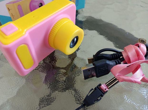Цифровая камера детская + игра экран 2 дюйма