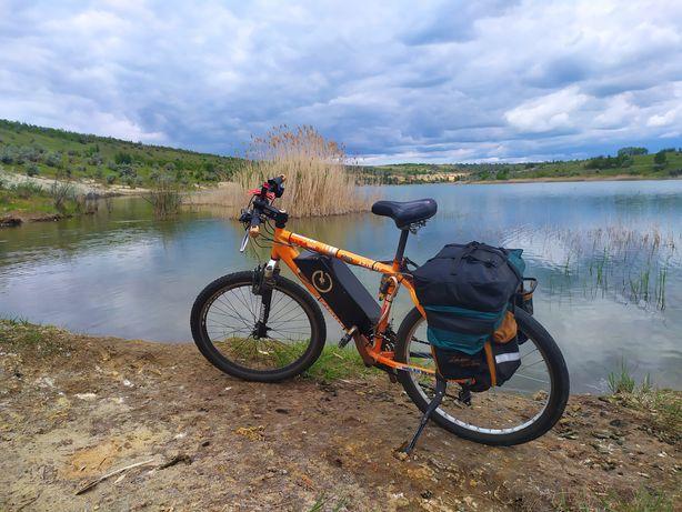 Электровелосипед, переоборудование, ремонт, обслужевание