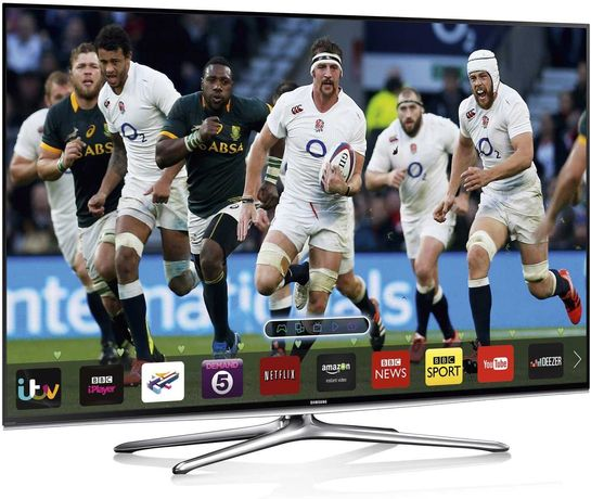 Samsung UE48H6200  Smart tv wi-fi netflix youtube Gwarancja