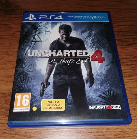 Uncharted 4 na PS4