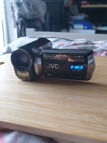 Kamera Full HD JVC Everio