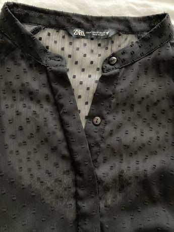 Vestido comprido Zara