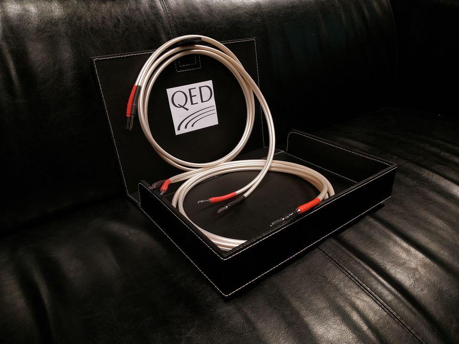 Qed XT-40 Kable głośnikowe Konfekcja Trans Audio Hi-Fi XT40i XT 40i