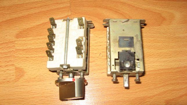 керамічні переключателі для електроплит