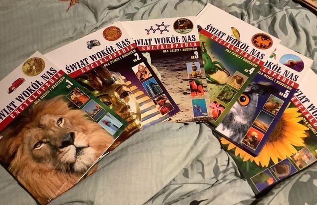 Seria książek Świat wokół nas