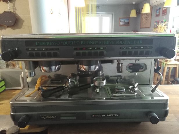 Професійна кавоварка La Cimbali m32
