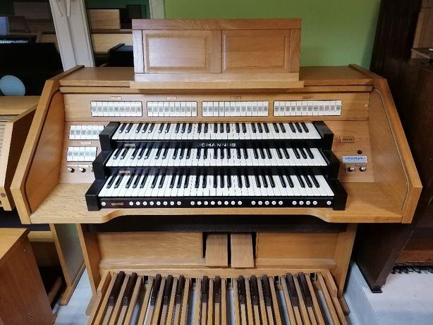 Organy kościelne cyfrowe Johannus op. 30