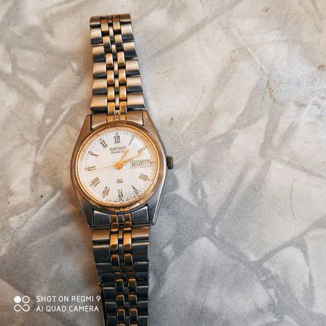 "Кварцевые женские часы ""Seikо""130 гр."