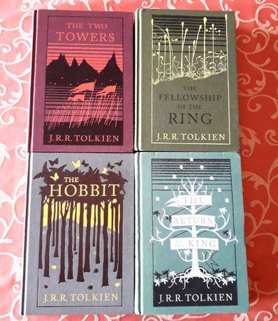J R R Tolkien - Senhor dos Anéis e Hobbit - Special Edition Clothbound