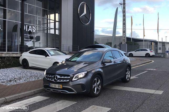 Mercedes-Benz GLA 200 d Urban Aut.