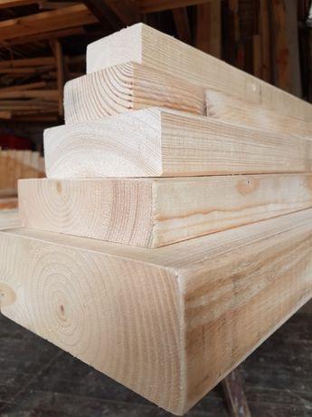 Drewno konstrukcyjne kantówki legary belki
