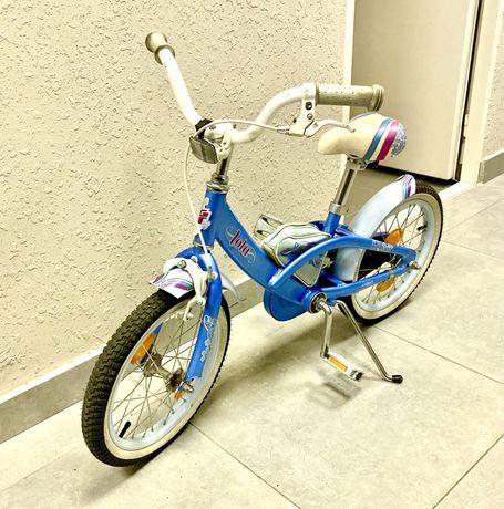 Детский велосипед от 2 лет Gt bikes Lola 16 дюймов, made in England
