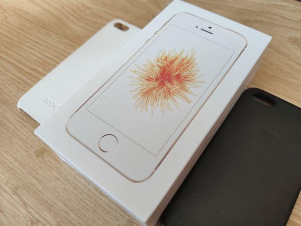 iPhone SE 32Gb Gold Полный комплект
